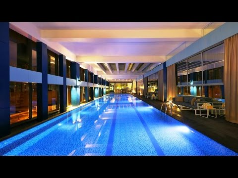 Makati Diamond Residences, Manila, Luzon, Philippines, 5 stars hotel