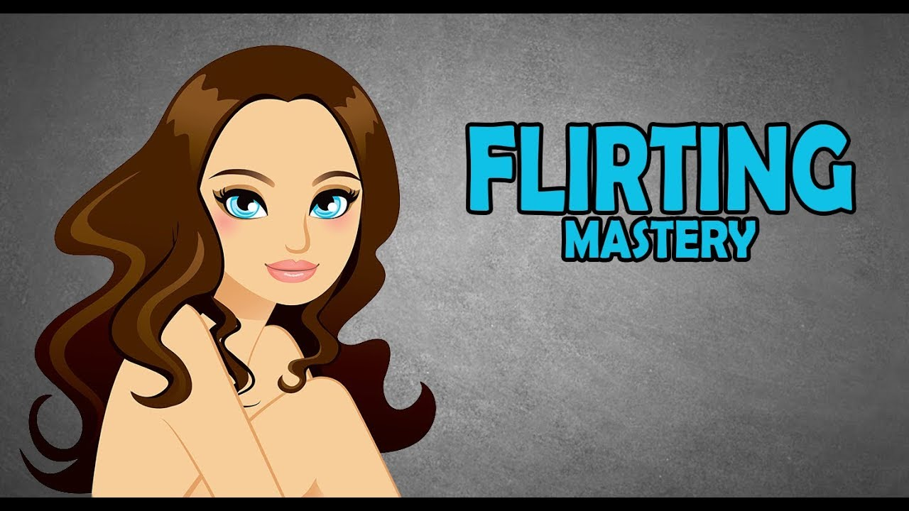 flirting signs for girls images cartoon girls