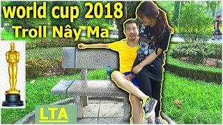 Troll bóng đá - Nây Ma trong cuộc sống hàng ngày | WC2018 - Rolling Neymar
