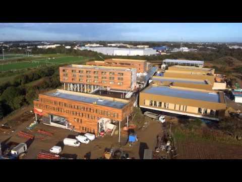 Campus des m tiers brest octobre 2013 youtube for Chambre des metiers brest