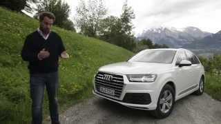 Nouveau Audi Q7 (2015) : essai AutoMoto