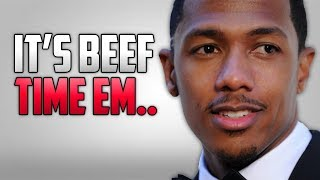 Nick Cannon Drops Eminem Diss Track (Eminem Responds Back)