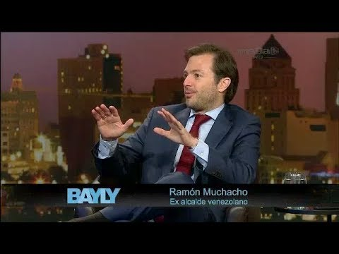Jaime Bayly entrevista a Ramón Muchacho.