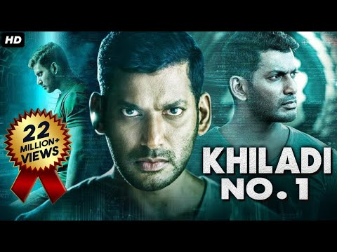 Khiladi No 1 - South Indian Movies Dubbed In Hindi Full Movie 2017 New | Vishal, Meera Jasmine