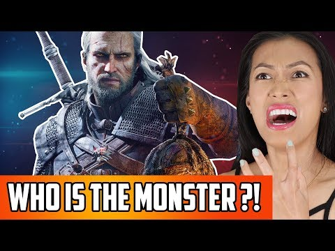 Witcher 3 - Killing Monsters Cinematic Trailer Reaction | Geralt Just Can't Walk Away