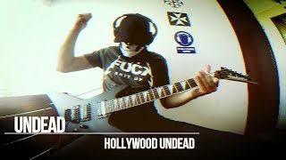Hollywood Undead - Undead (Guitar Cover) BLOCKED ON MOBILE BY YT