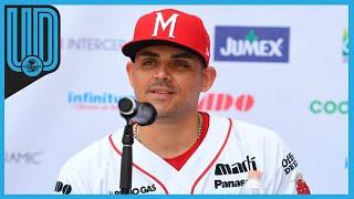 Con la intención de recuperar el nivel que lo lleve de regreso al beisbol de las Grandes Ligas, Roberto Osuna, nuevo refuerzo de los Diablos Rojos del México, quiere estar listo para reaparecer en la Liga Mexicana de Beisbol (LMB), en el juego inaugural del próximo 21 de mayo en el estadio Alfredo Harp Helú.  #DiablosRojos #RobertoOsuna