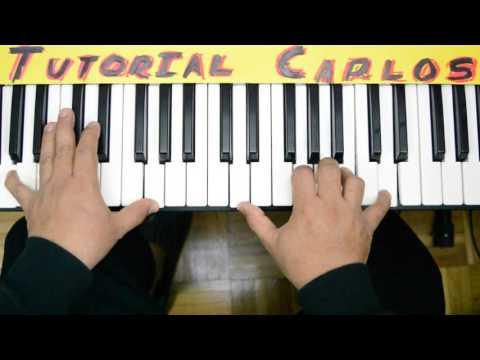 jesus has mi caracter Daniel calveti - Tutorial Piano Carlos