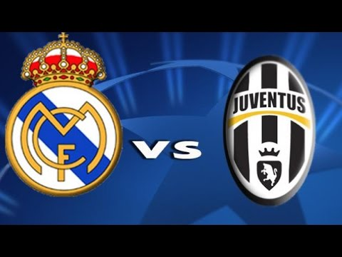 Real Madrid vs Juventus 13/05/2015 | 2015/2016 | live ...