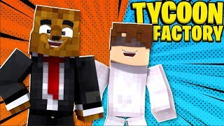 MINECRAFT BUSINESS TYCOON - MINECRAFT EASTER EGG FACTORY | JeromeASF