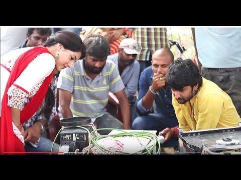 Krishnagaadi Veera Prema Gaadha Songs | Nuvvante Na Navvu Song Making | Nani