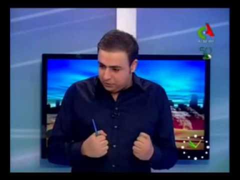 Passage du DG de l'agence Média & Survey dans l'émission Bonjour d'Algérie, du 15-04-2013