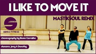 I LIKE TO MOVE IT - MASTIKSOUL REMIX