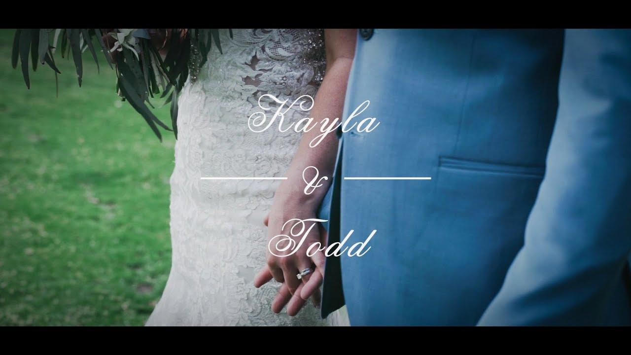 Kayla & Todd Cruice's Wedding / Sony A7ii / Cine4