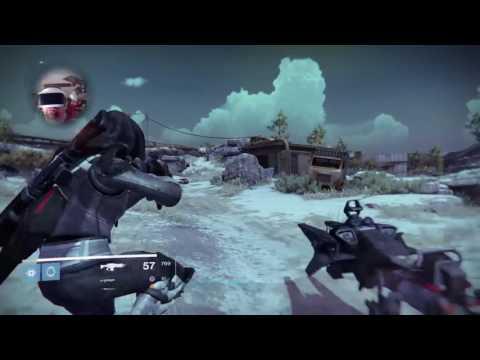 DrCoolbeans' Live Destiny PSVR Broadcast