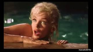 The last MOVIE SCENES of MARILYN MONROE (ft Véronique Sanson sings