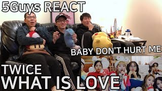 Download Lagu [FANBOYS LIKEY] TWICE - What is Love (5Guys MV REACT) Mp3