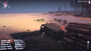 SpinTires: Наводнение №4 [HD]