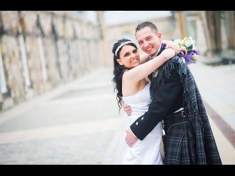Sarah & Jamie's Wedding HD
