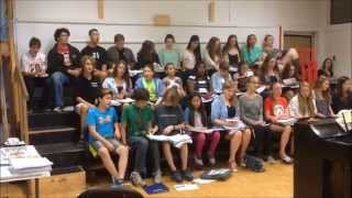 Arms by Christina Perri - choir arrangement by The etc. Choir