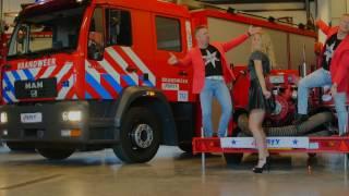 4 Party - Ik wil jouw Brandweerman wel zijn -  Official Videoclip