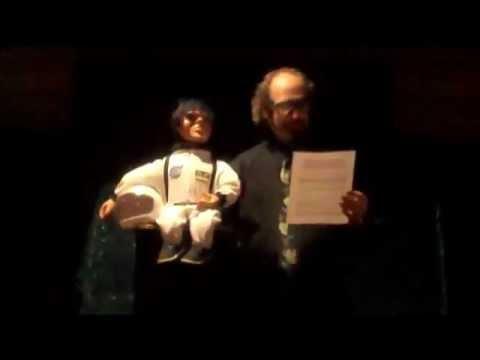 Tribute act of Bill Dana/Jose Jimenez by Bob Abdou/Mr.Puppet