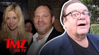 Hollywood Legend Attacks Harvey Weinstein! | TMZ TV