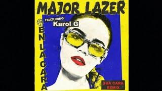 En La Cara Major Lazer Ft Karol G Sua Cara Remix