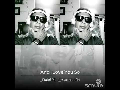 AND I LOVE YOU SO.  Quitman + Armi Arifin