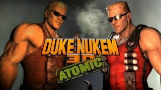 Duke Nukem 3D Co-Op Usermaps: Red Light V2.0
