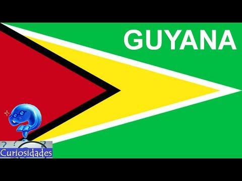 Guyana 🇬🇾 TODO Lo Que Necesitas Saber 😀🌃⛺