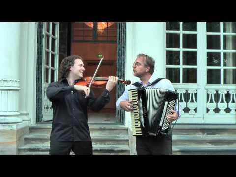 johannes-brahms:-ungarischer-tanz-nr.-5-(gespielt-auf-geige-und-akkordeon)