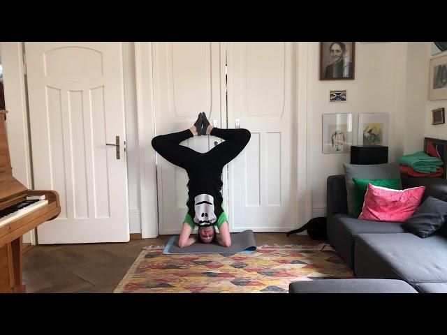 #Blibdihei - Kopfstand-Tricks