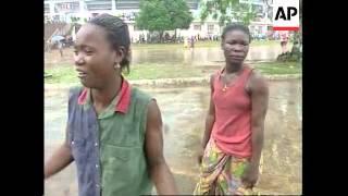 VOICER: Malnourished Childern Received Food Aid