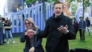 Даня Кашин и Лера Мидлер (Кидлер)