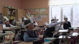 2016.03.31 День самоуправления в 3-м классе.Литература