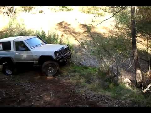 nissan patrol k160 extreme off road youtube. Black Bedroom Furniture Sets. Home Design Ideas