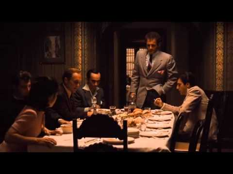 'The Godfather 2' Ending Scene