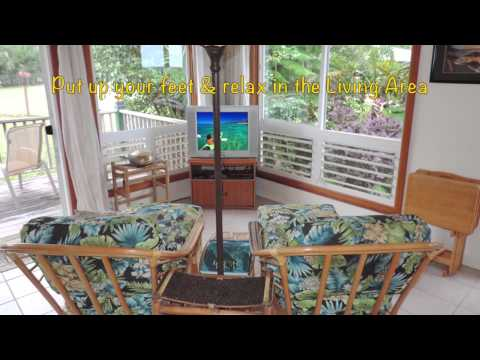 Beautiful Kauai North Shore Cottage in the Forest Vacation Rental
