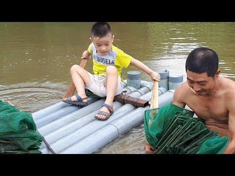 Bắt cá bằng lưới bát quái. Hello Bin ♥