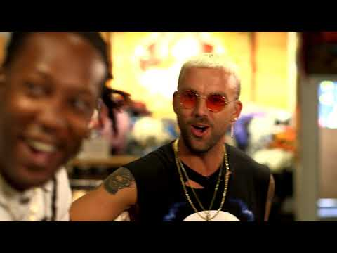 Tyrone and SonReal Go Shopping On Hip Hop's 44th Anniversary | Much Minute Extended