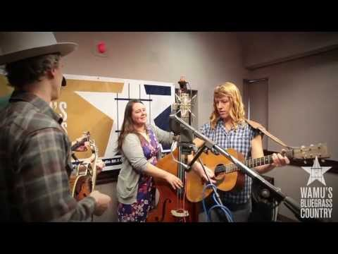 Foghorn Stringband - Bring Back My Blue Eyed Boy [Live at WAMU's Bluegrass Country]