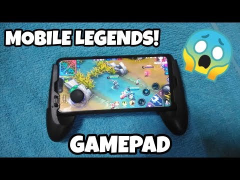 Every Gamer Need This Gagdet | Portable Gamepad For Mobile Legend