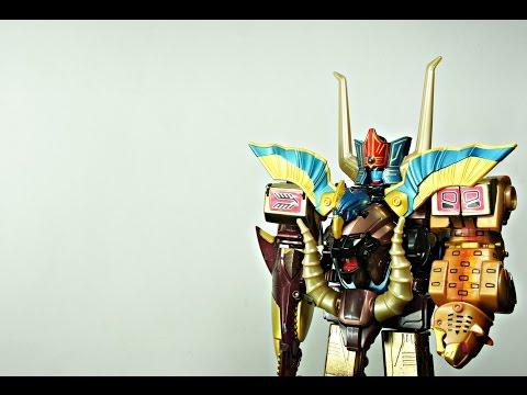 Review DX Chogokin Animus Megazord