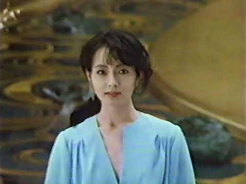 ポーラ ポリシマ CM 30秒 1984年 島田陽子