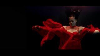 Underwater Music Video of Inna Kamarie