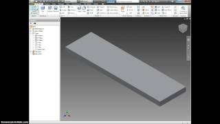 3D Model Air Skimmer Body