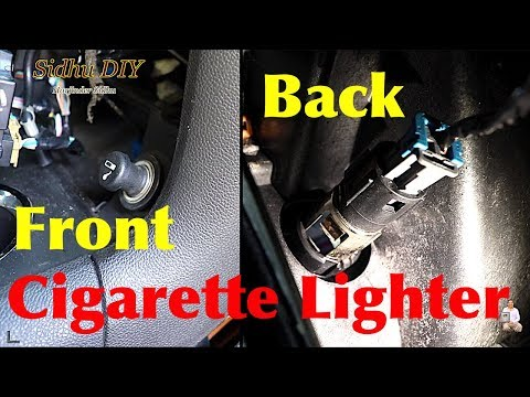 How To Fix Cigarette Lighter Not working on HUMMER