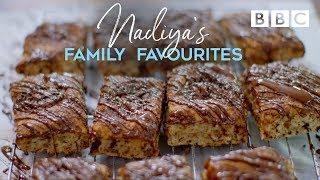 Caramel Soda Bread, Tear & Share | Nadiya's Family Favourites - BBC