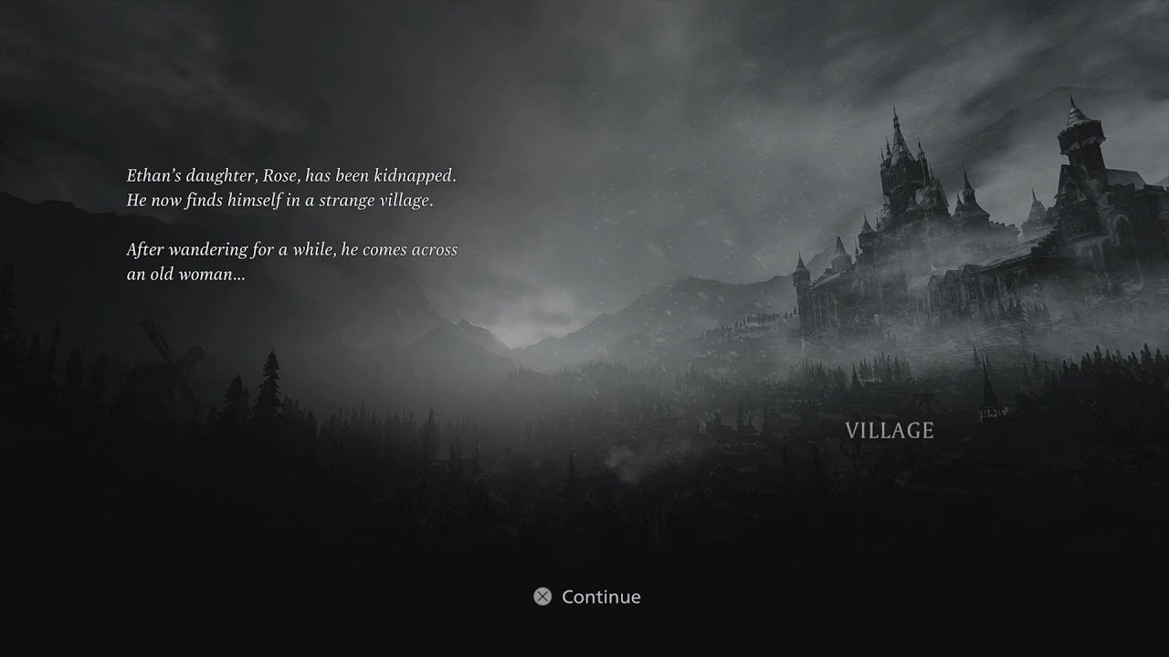 Tarmo mängib Resident Evil Village demo
